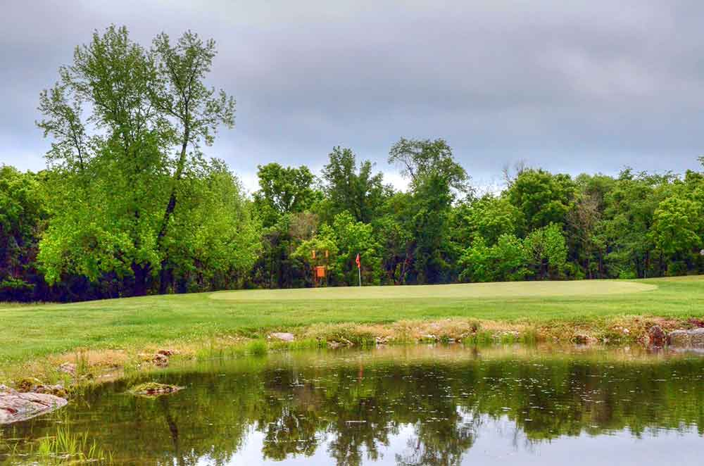 Piney-Valley-Golf-Course,-Ft-Leonard-Wood,-MO-Pond
