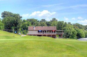 Railwood Golf Club, golf courses in Jefferson City, Missouri