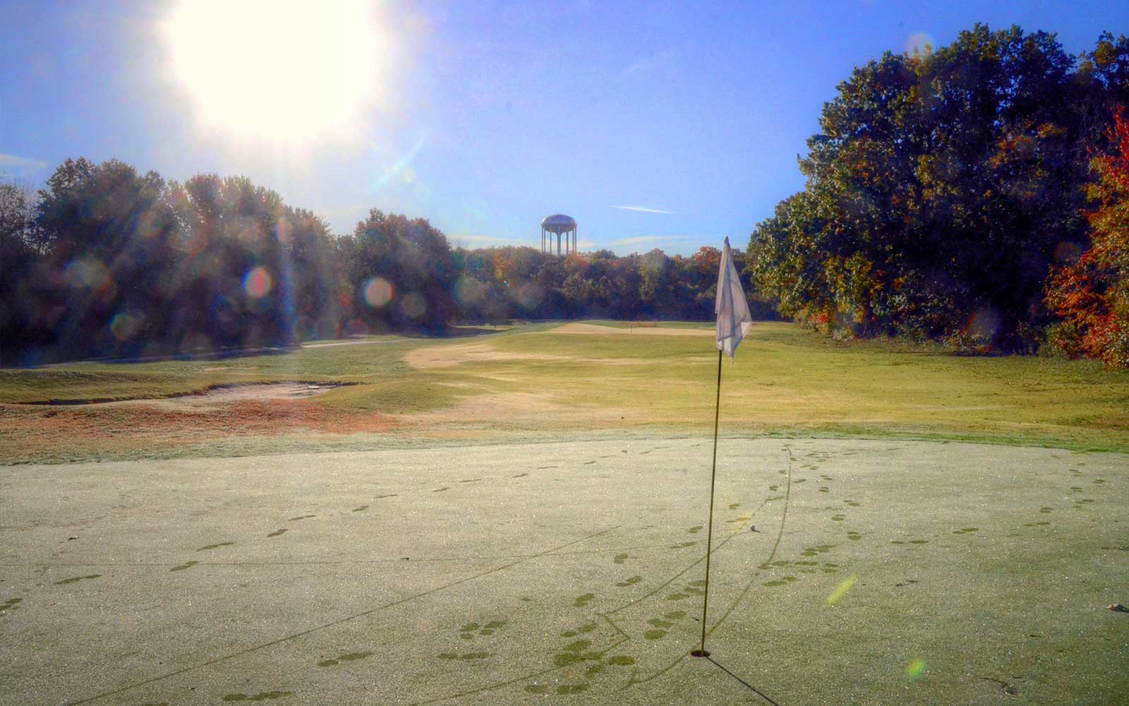 River-Oaks-Golf-Club,-Kansas-City,-MO-Sun