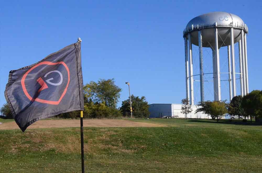 River-Oaks-Golf-Club,-Kansas-City,-MO-Water-Tower