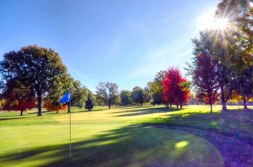 Shamrock-Hills-Golf-Club,-Kansas-City,-MO-Burst