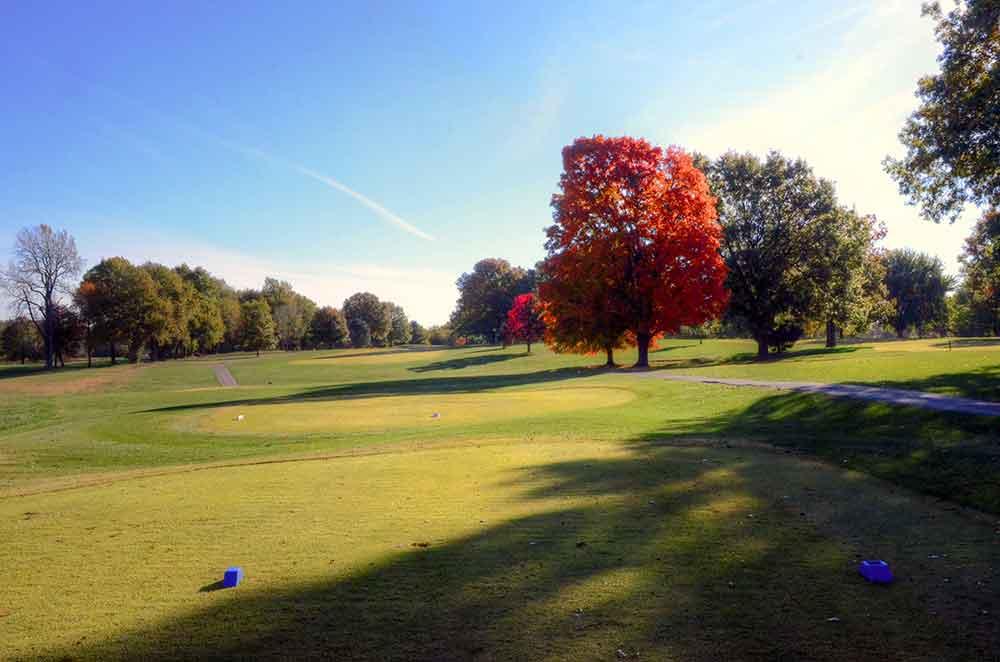 Shamrock-Hills-Golf-Club,-Kansas-City,-MO-Markers