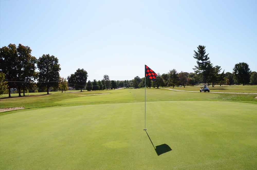 St-Francois-Country-Club,-Farmington,-MO-Green