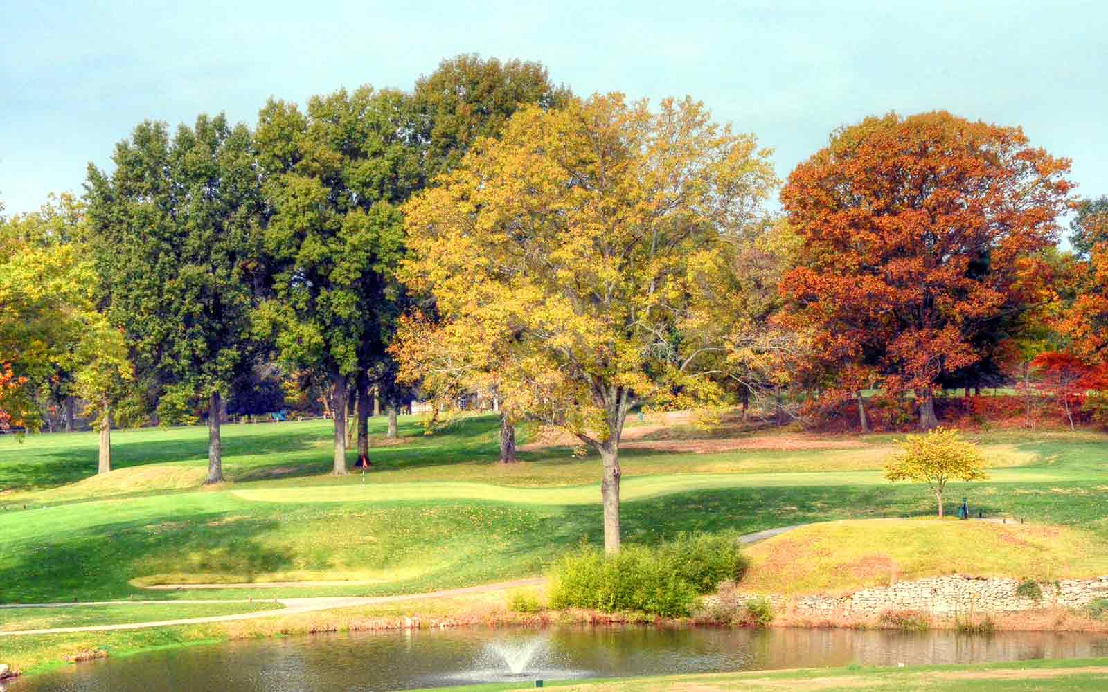 St. Louis Country Club, St. Louis, Missouri