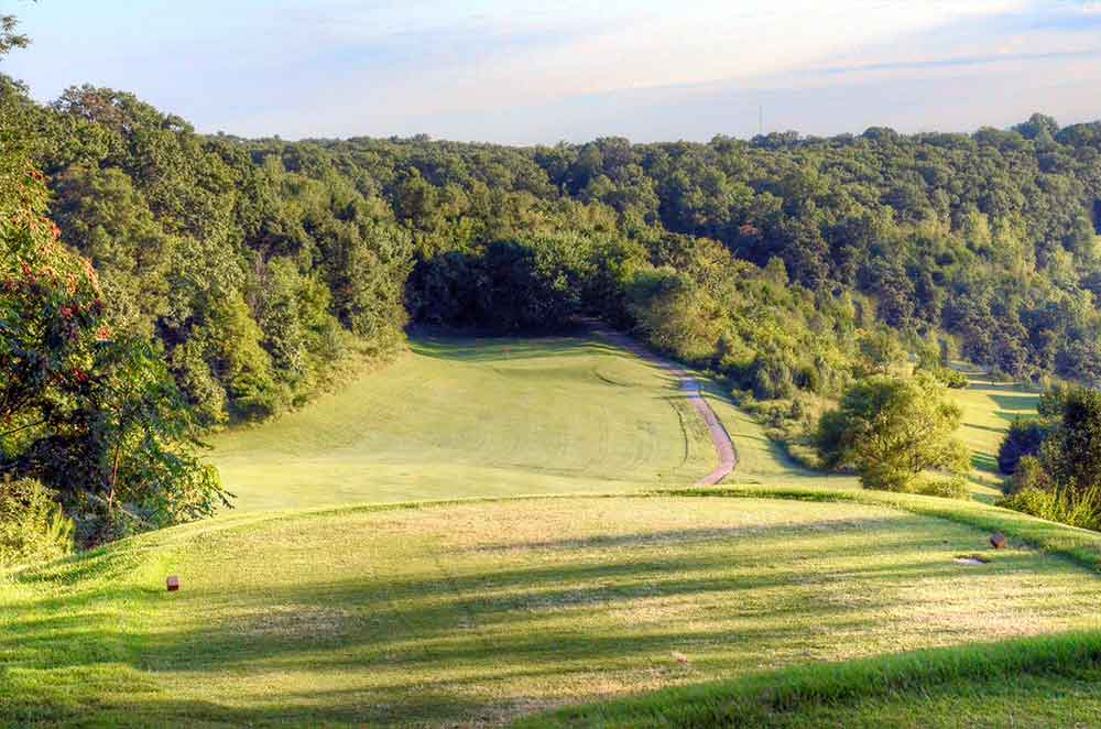 Sugar-Creek-Golf-Course,-High-Ridge,-MO-Fairway
