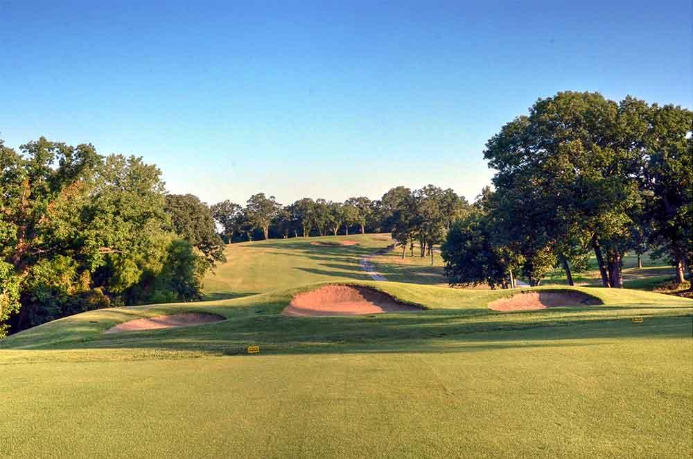 Swope-Memorial-Golf-Course,-Kansas-City,-MO-3Traps