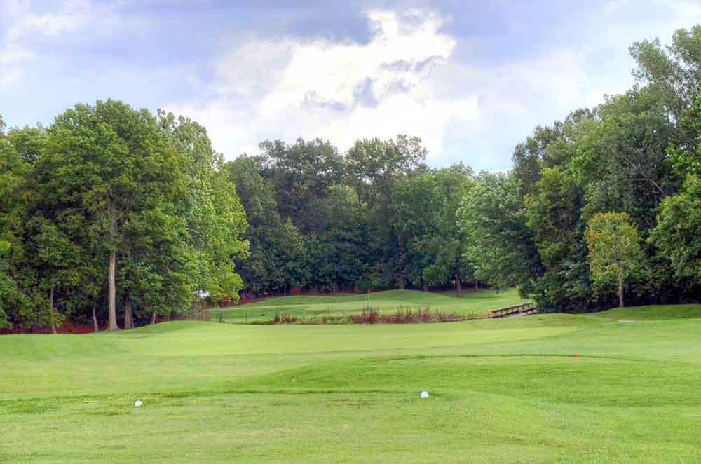 The-Falls-Golf-Club,-O'Fallon,-MO-Ditch