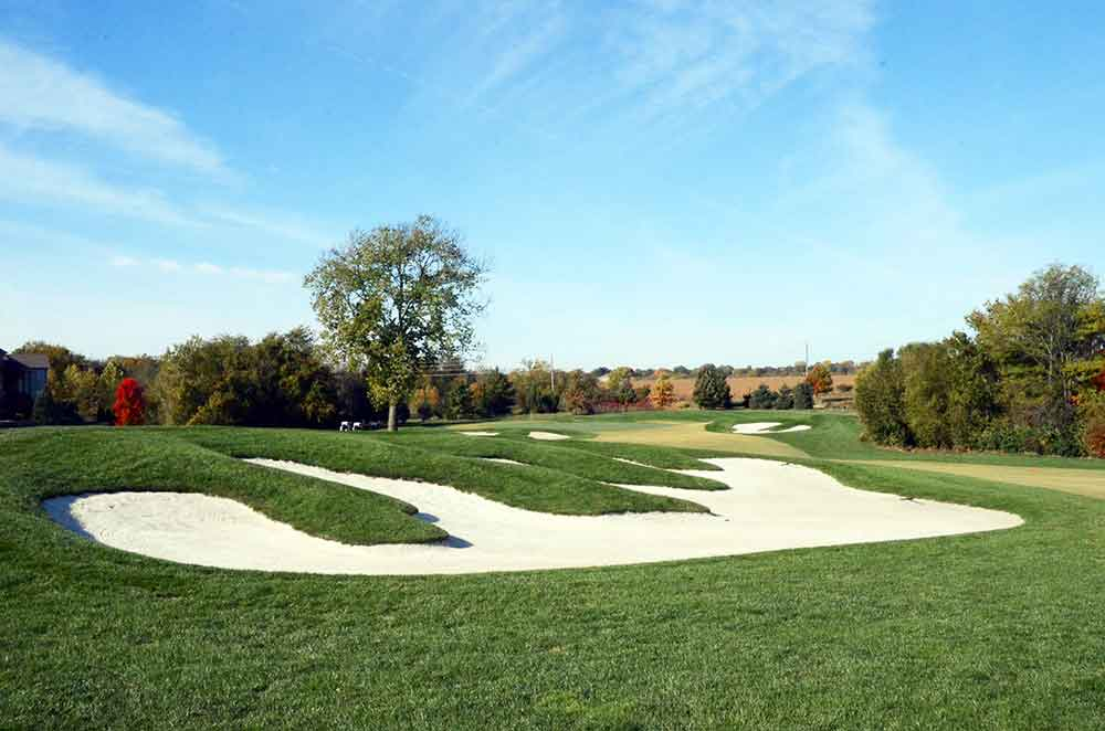 The-Golf-Club-at-Creekmoor,-Raymore,-MO-Bunker