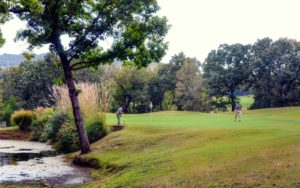 The Pointe at Pointe Royale Golf Village. Best Golf Courses in Branson, Missouri
