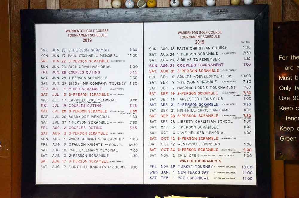 Warrenton-Golf-Course,-Warrenton,-MO--Schedule