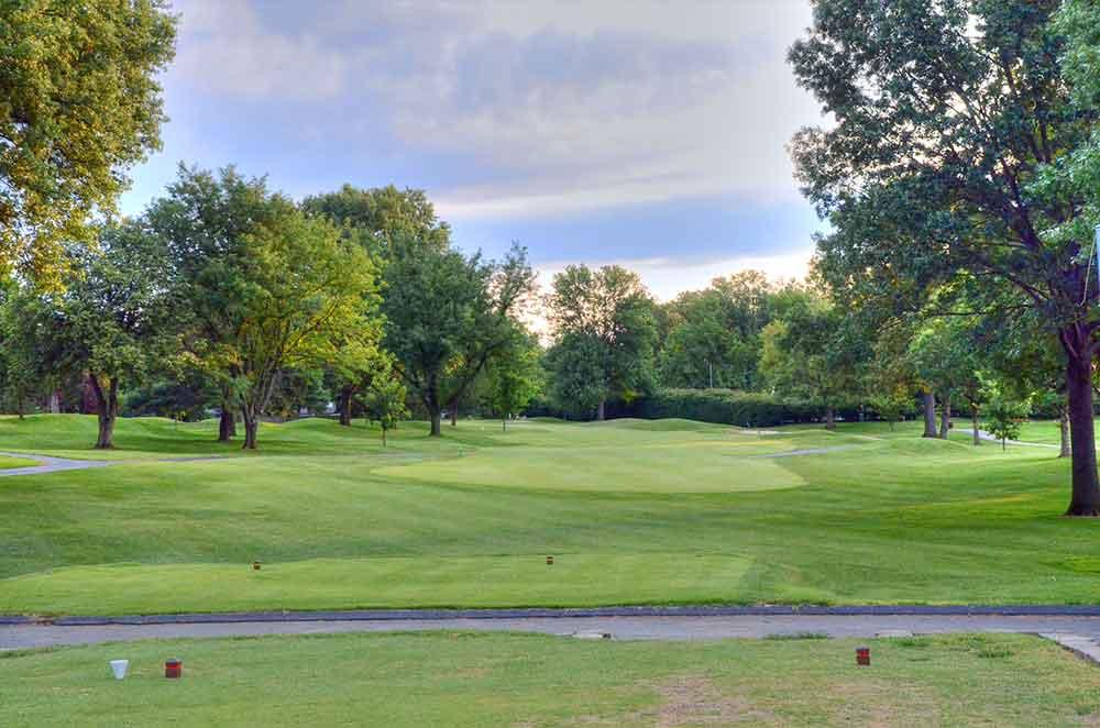 Westborough-Country-Club,-St-Louis,-MO-Par-4