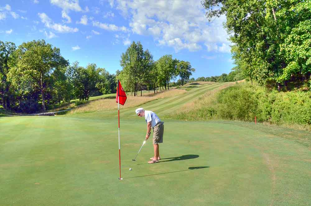 Whitmoor-Country-Club,-St-Louis-Putter