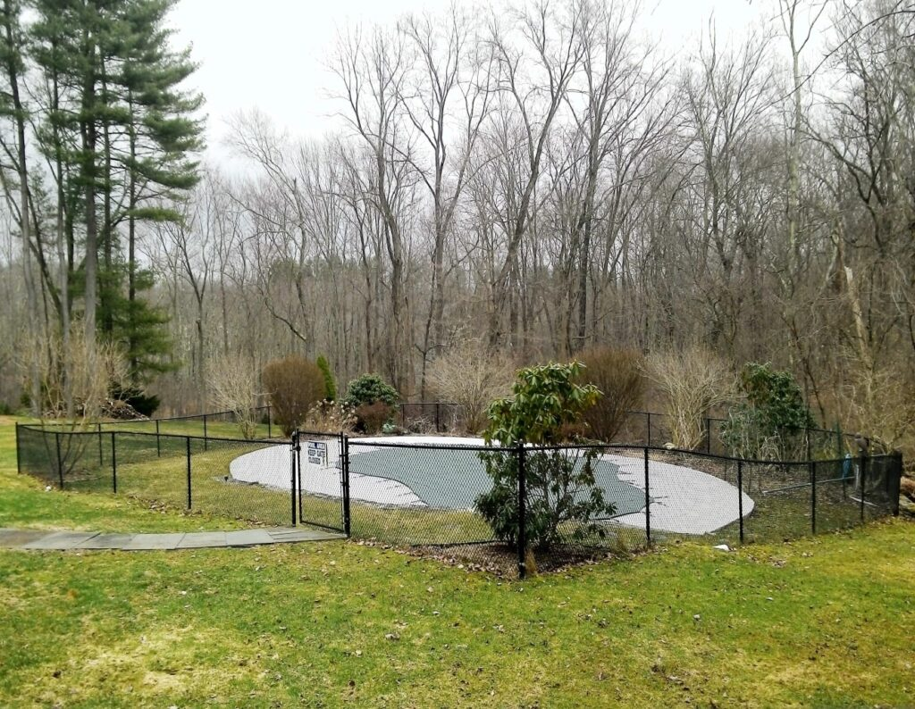 Chain Link Pool Fencing
