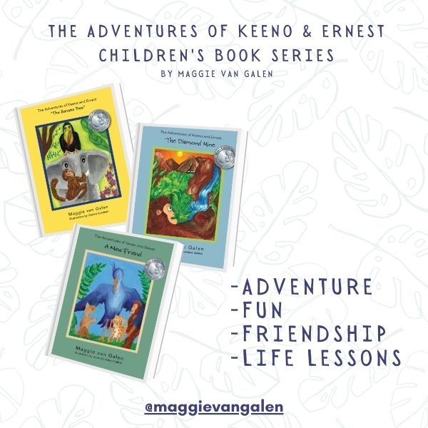 The Adventures of Keeno & Ernest
