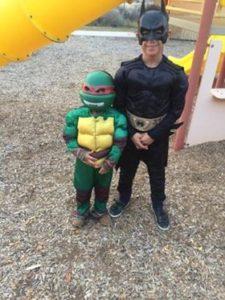 Boys 2 Halloween