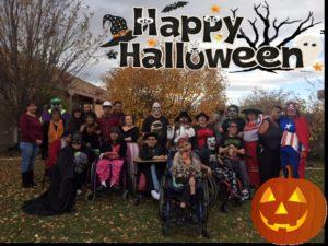 Group Halloween Pic 2