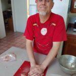 Aaron Cooking 3