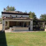 Spanish Style Outdoor Kitchens by Maranatha Landscape Bakersfield Kern County