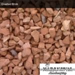 Crushed Brick - Maranatha Landscape Bakersfield