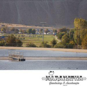Kern County Soccer Park - Maranatha Landscape