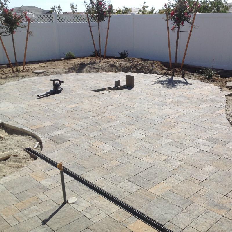 Masonry & Concrete Maranatha Landscape Bakersfielf