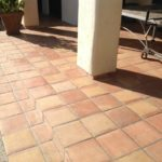 Spanish style tile work by Maranatha Landscape
