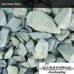 Surf Green Rock - Maranatha Landscape Bakersfield