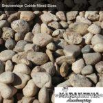 Breckenridge Cobble Mixed Sizes - Maranatha Landscape Bakersfield