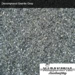 Decomposed Granite Gray - Maranatha Landscape Bakersfield