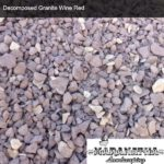 Decomposed Granite Rock Dust - Maranatha Landscape Bakersfield