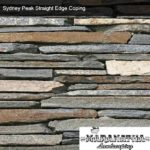 Sydney Peak Straight Edge Coping - Maranatha Landscape Bakersfield