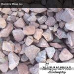 "Rainbow Rose 3:4"" - Maranatha Landscape Bakersfield"