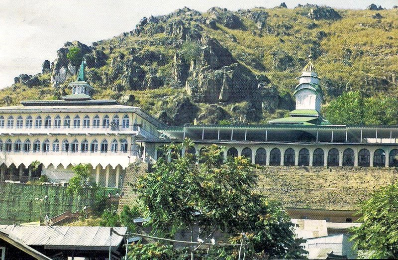 Shrines and Temples in Kashmir