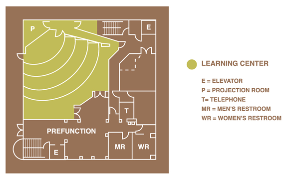 space layout learning center