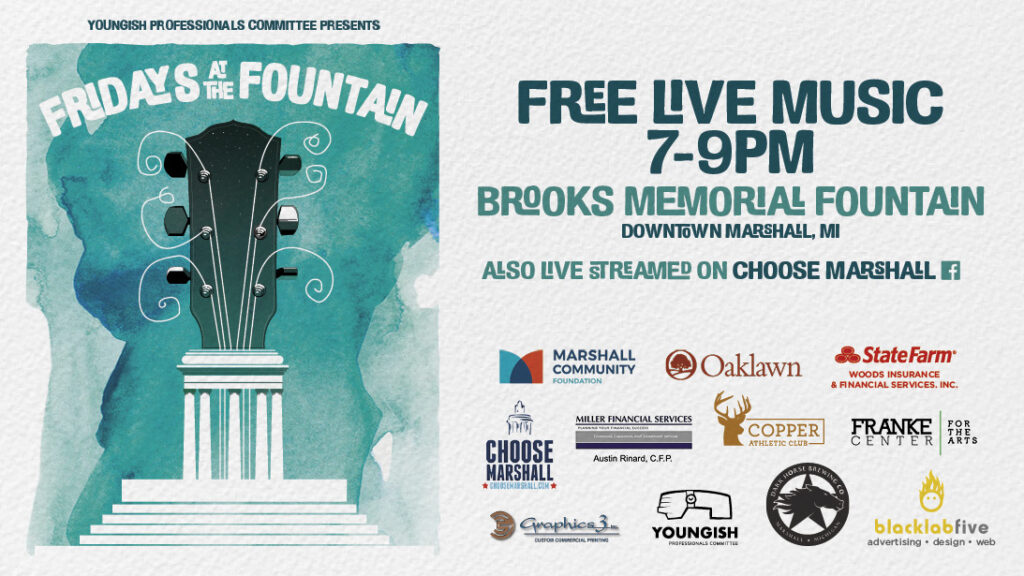 Fridays at the Fountain 2021