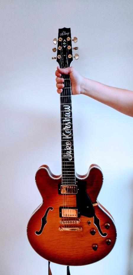 Jake Kershaw Guitar