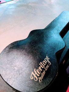 Jake Kershaw Guitar Case