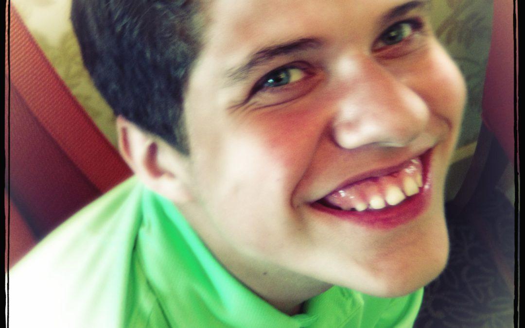 Connor's Smile