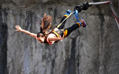 Bungee Jumping with God