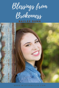 Blessings From Brokenness