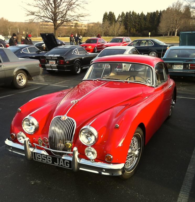 1958 Jaguar