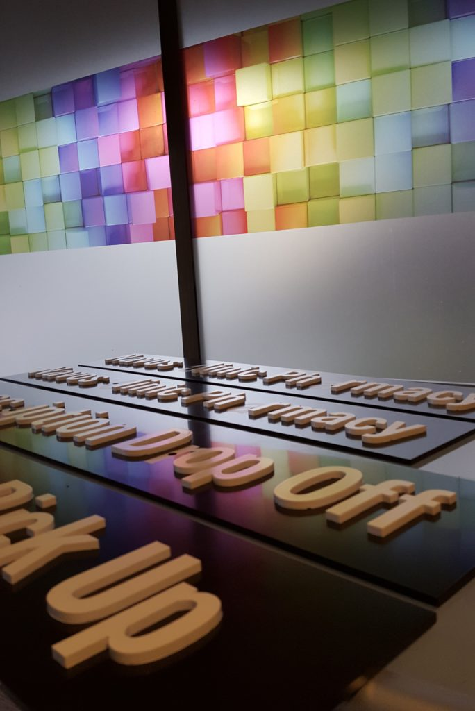Acrylic Lettering