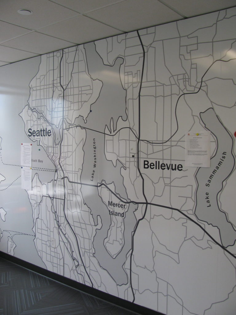 Magnetic Wall Graphic