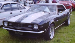 1968 Chevrolet Camaro Detailed Review