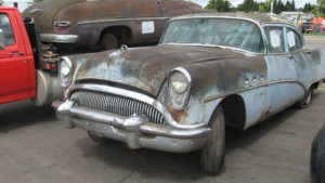 '56 Buick Project Car