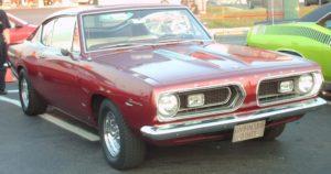 '67 Plymouth Barracuda