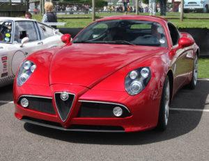 Alpha Romeo Car Parts