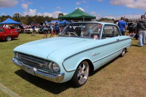 1961 Ford Falcon Coupe