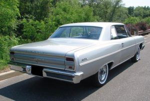 Detailed review of 1964 Chevrolet Chevelle