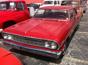 1964 Chevelle With 283 V8